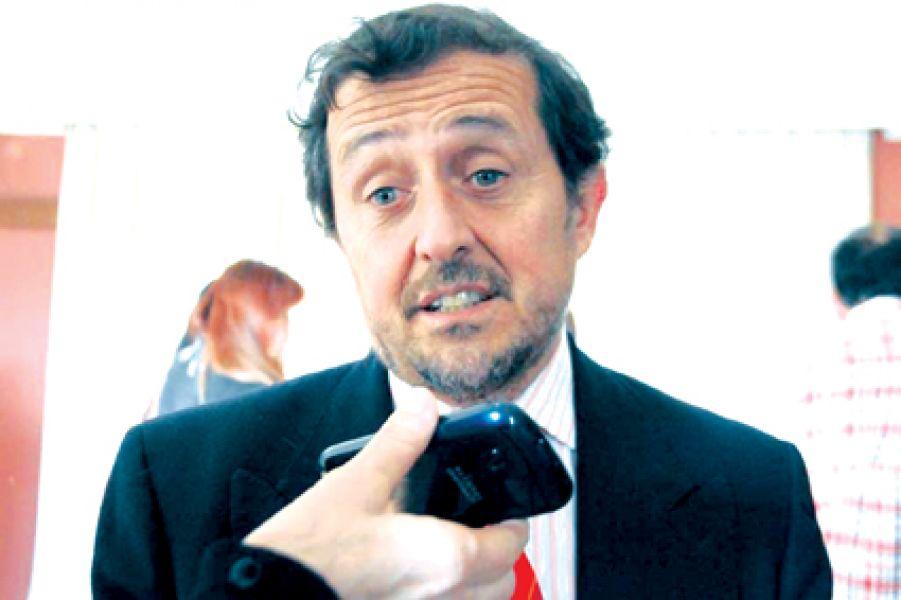 Fiscal federal Eduardo Villalba.