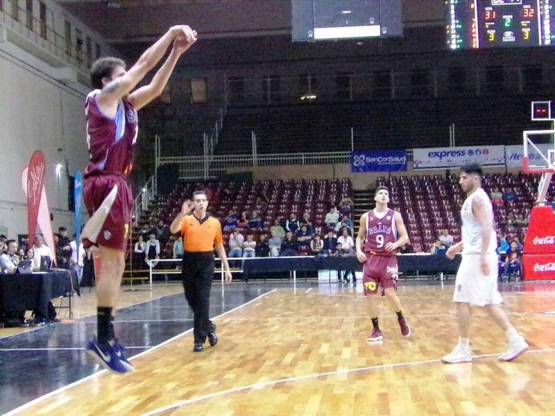Salta Basket despedirá esta noche el año en el Delmi, frente a Argentino de Junín.