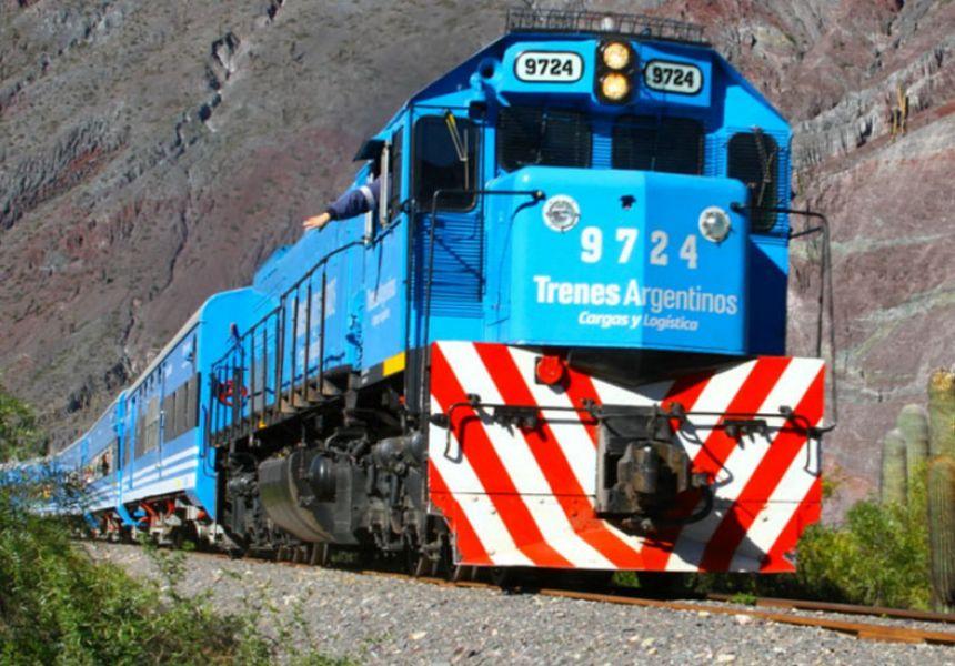 Se reactivaron canteras de piedra balasto en Santiago del Estero, Corrientes y Salta que se utilizará para el Belgrano Cargas