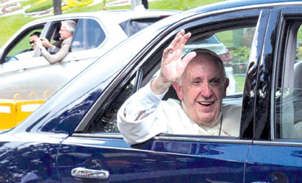Hay una gran expectativa en Chile por la visita del Sumo Pontífice
