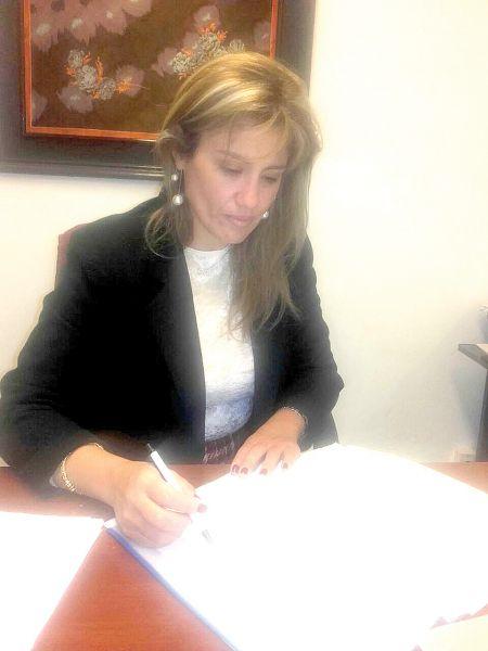 Ada Zunino, jueza de Garantías