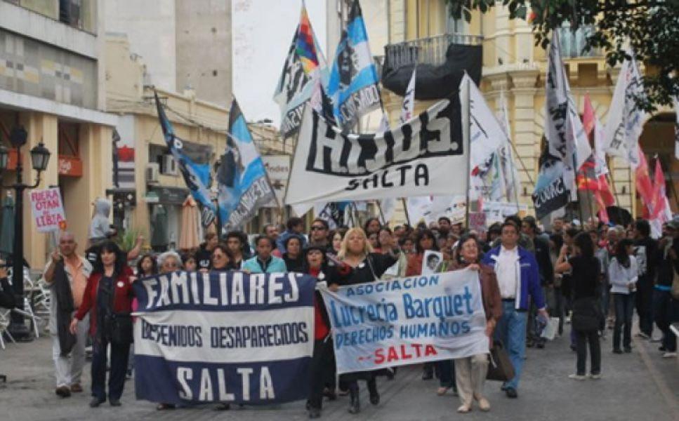 Hoy habrá una nueva marcha en el centro de la ciudad.
