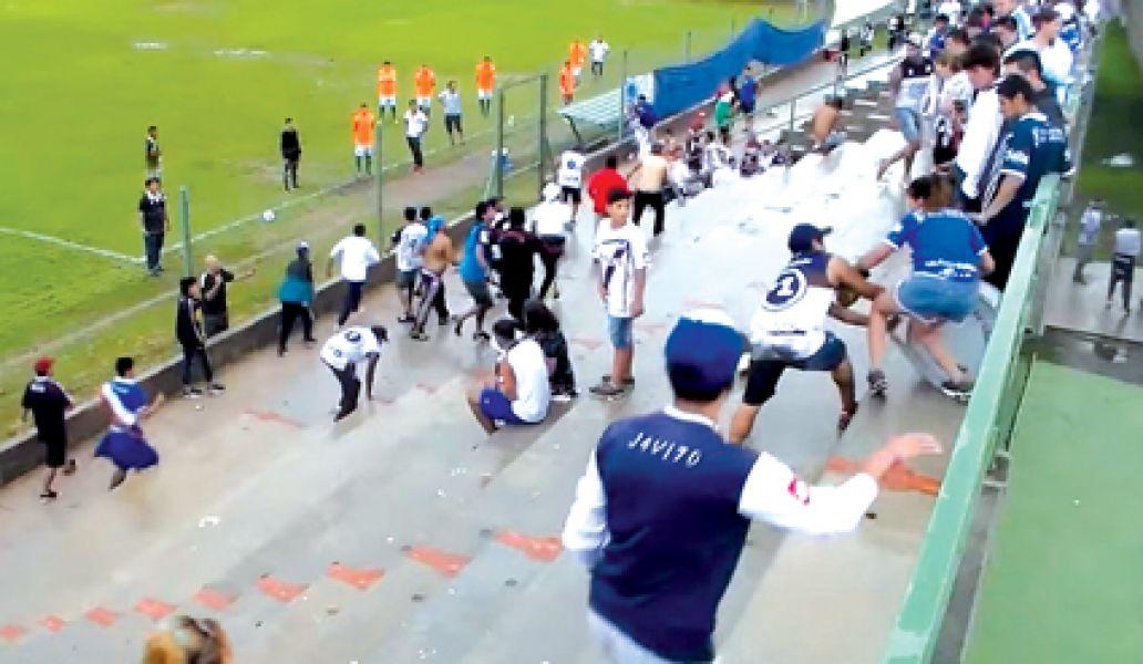 Por los incidentes en Tucumán no aceptan Santos.