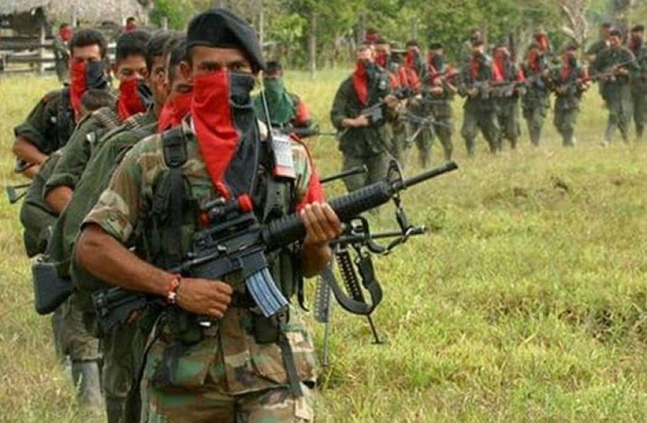 Exilia dos venezolanos se incorporan a la guerrilla colombiana, según el Ejército.