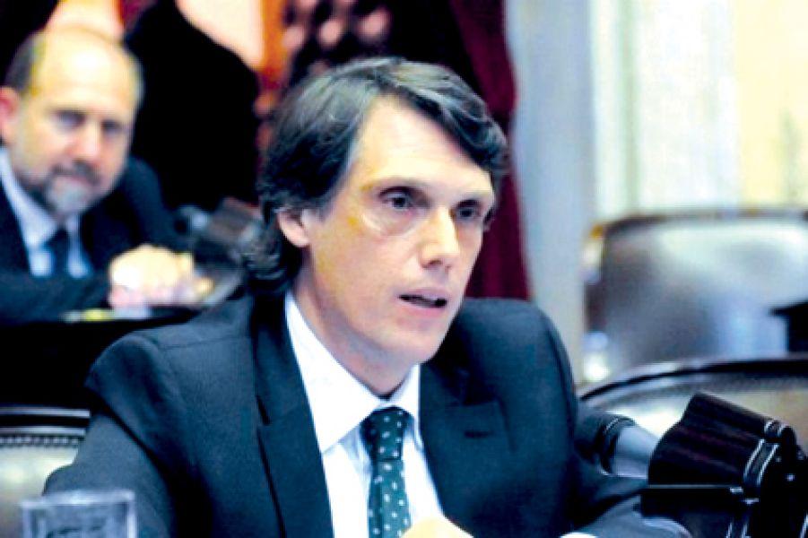 Diputado nacional Pablo Kosiner