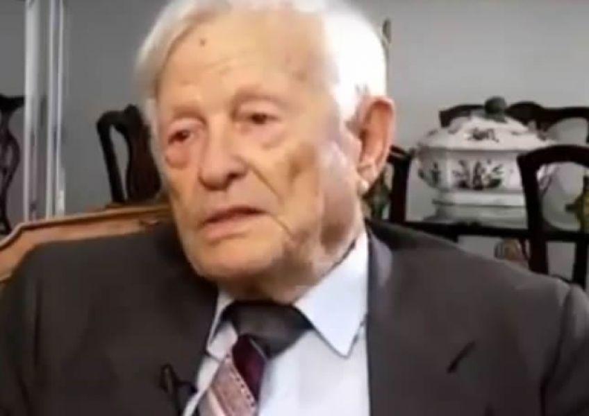 Roberto Augusto Ulloa se mostró desmemoriado. No incurrió en falso testimonio porque no mintió, sino que dijo no recordar los acontecimientos.