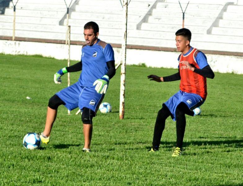 Mulieri reemplazará a Pave este fin de semana en Misiones. Foto: @CJAOficial