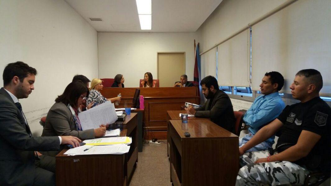 Declararon seis testigos más en el juicio a José Alberto Peralta por el femicidio de Marisa Zubelza.