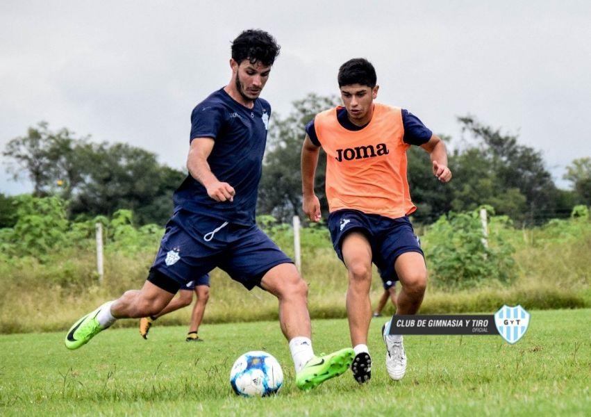 Nico Issa durante una práctica en Limache. Gentileza: @GyToficial