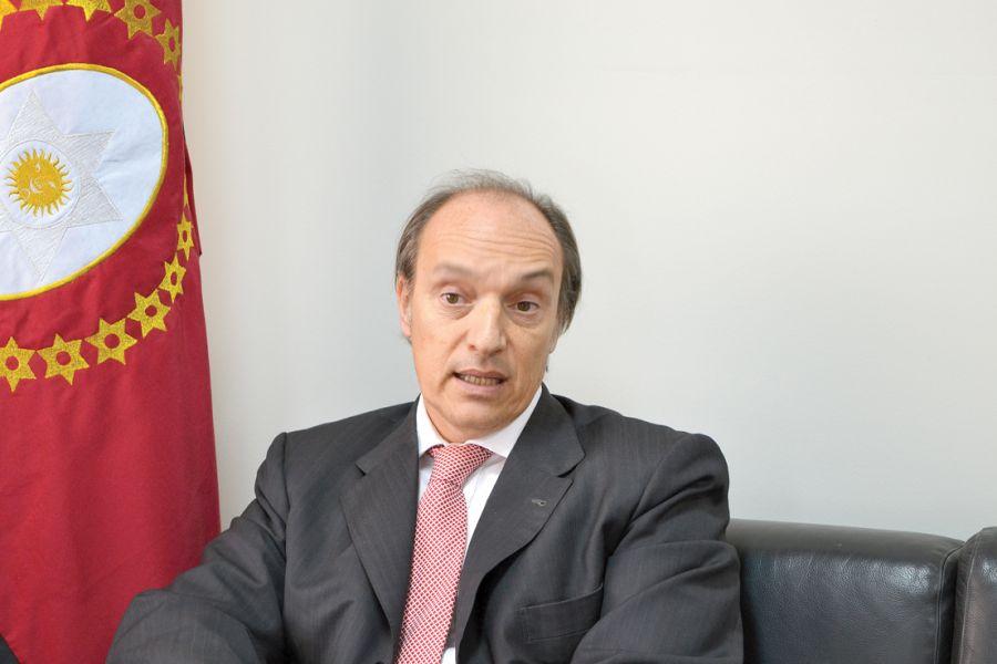Pablo López Viñals, dijo que es decisión del estado a avanzar sobre el narcotráfico y asumir la desfederalización de drogas.