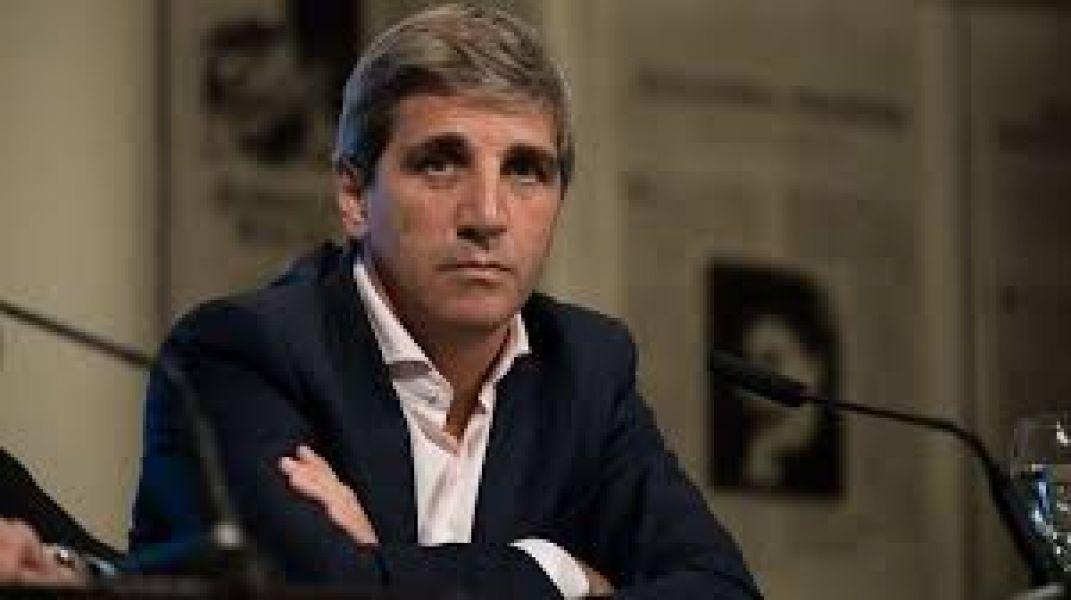 """Luis Caputo había dicho: """"nunca fui propietario ni accionista de Noctua ni de Princess, sino asesor, administrador, fiduciario y/o manager""""."""