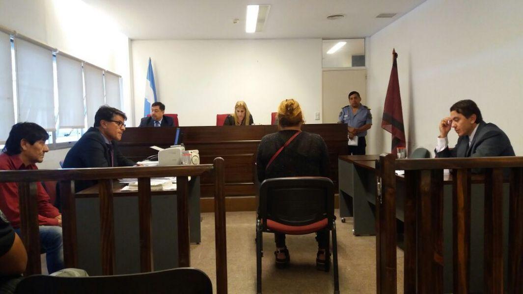 Los testimonios fueron duros para la familia ayer en la penúltima audiencia por el juicio contra el femicida Oscar Colque.
