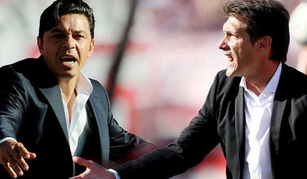 A todo o nada. Los DTs Gallardo y Guillermo volverán a estar frente a frente. Solo uno se coronará.