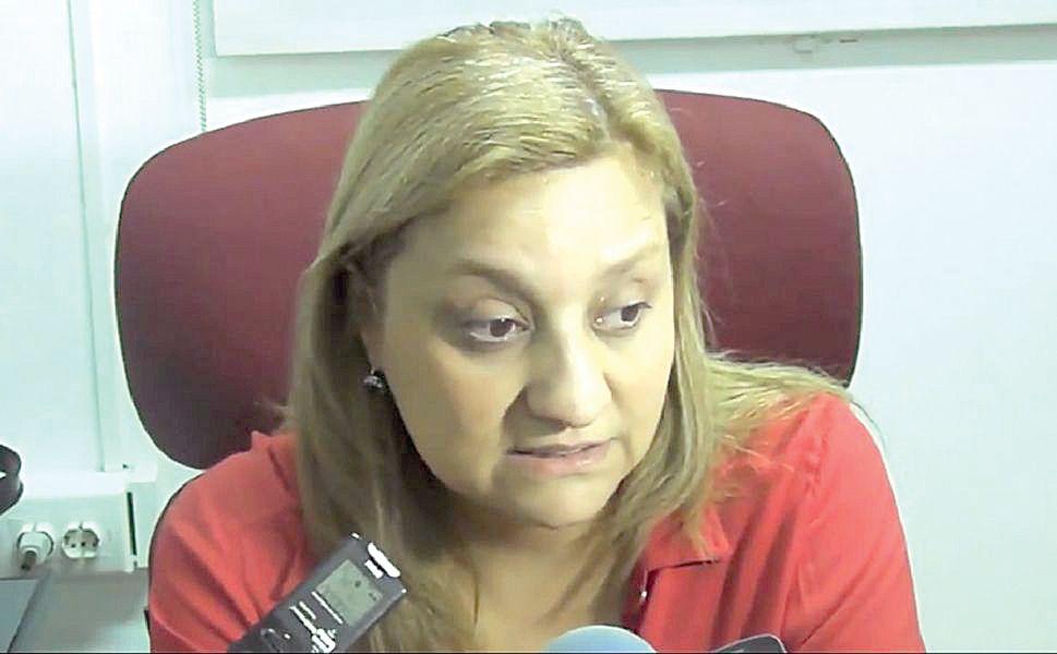 La jueza del caso Bejarano, Inés Patricia Rahmer de primera Instancia en lo Civil, Comercial, Laboral y de Personas y Familia de Joaquín V. González.