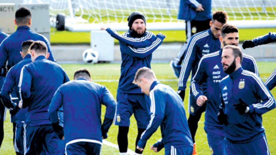 Argentina jugaría a fines de mayo en La Bombonera.