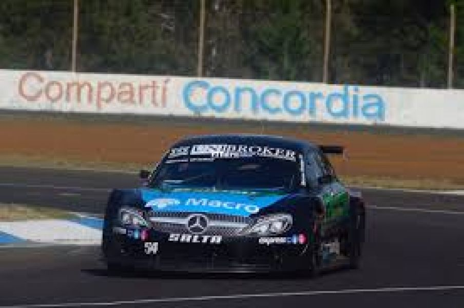 Marcos Urtubey largará desde el 13er lugar en la grilla del Top Race Series