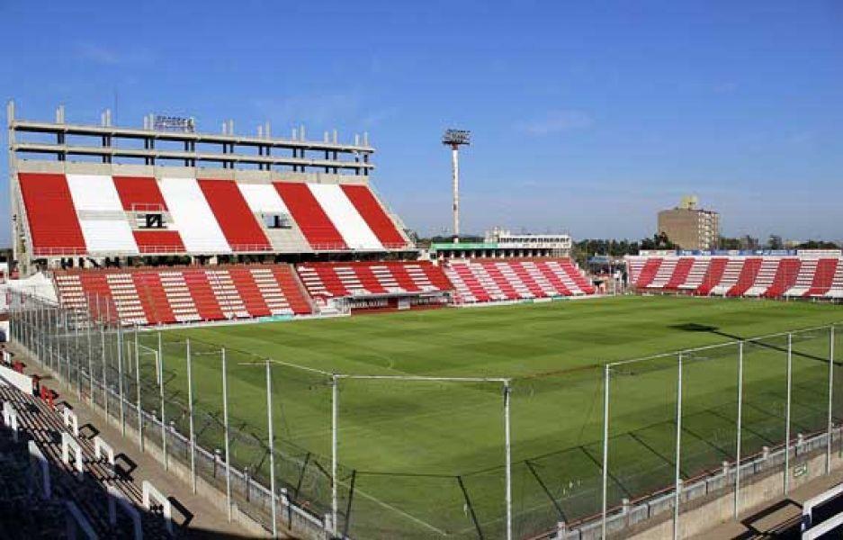 """El estadio del """"Tatengue"""", donde Central quiere jugar."""