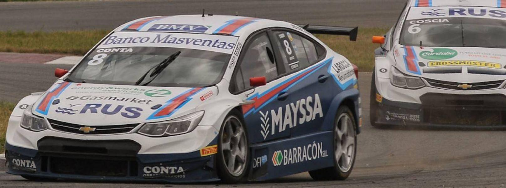 El Cruze de TC  2000 de Gregorio Conta.