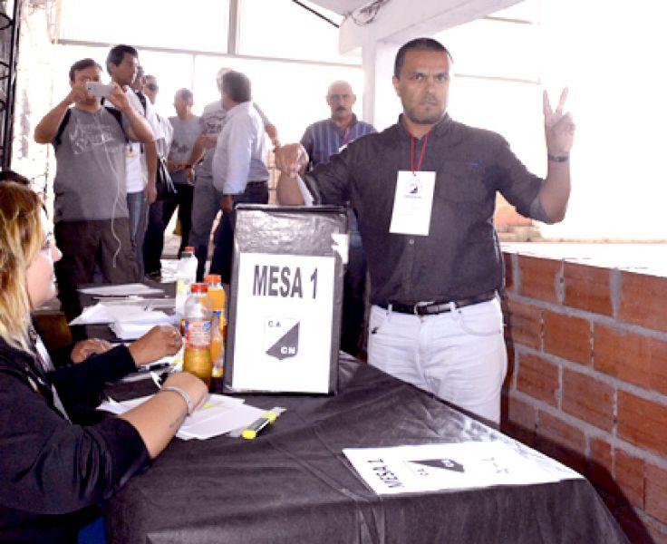 Marcos Colorito, del Órgano de Fiscalización de Central Norte.