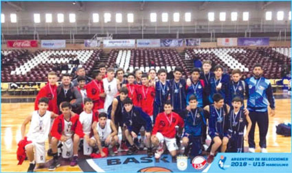 Los equipos de Formosa y Salta, finalizaron 21º y 22º en el Argentino U-15 de básquetbol que se jugó en nuestra ciudad.