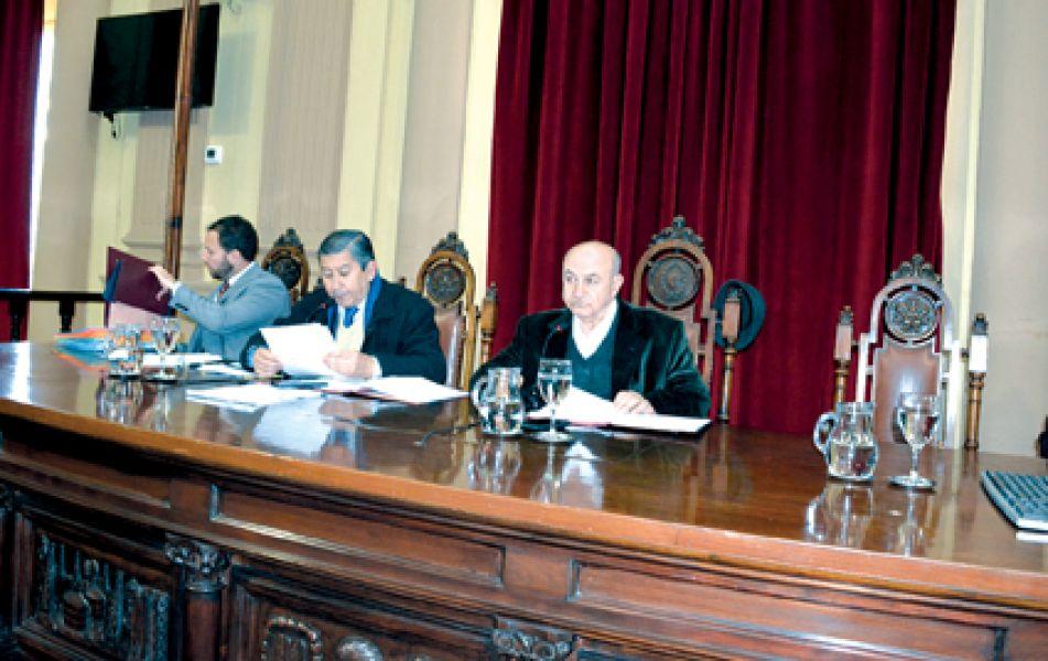 La modificación de la ley subsanará el cobro de explotaciones de tierras a grandes grupos económicos como es el caso del grupo Olmedo.