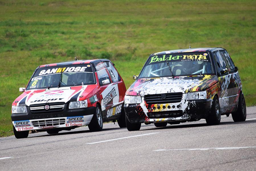 Las series del TP 1,4 estarán encabezadas por Matías Clapier y Eduardo Moreno.