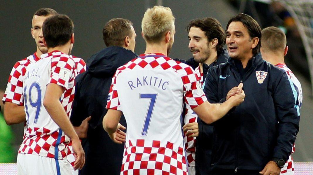 Compañero de Lio en el Barcelona,  Rakitic será asistente del técnico de Croacia.