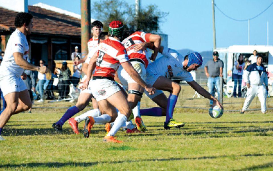 Gimnasia y Tiro redondeó un fin de semana  de triunfos de los equipos salteños en el Regional de Rugby.