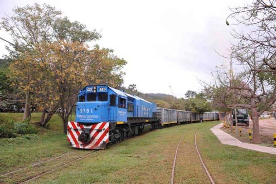 El ramal es una prioridad para el desarrollo del norte argentino.