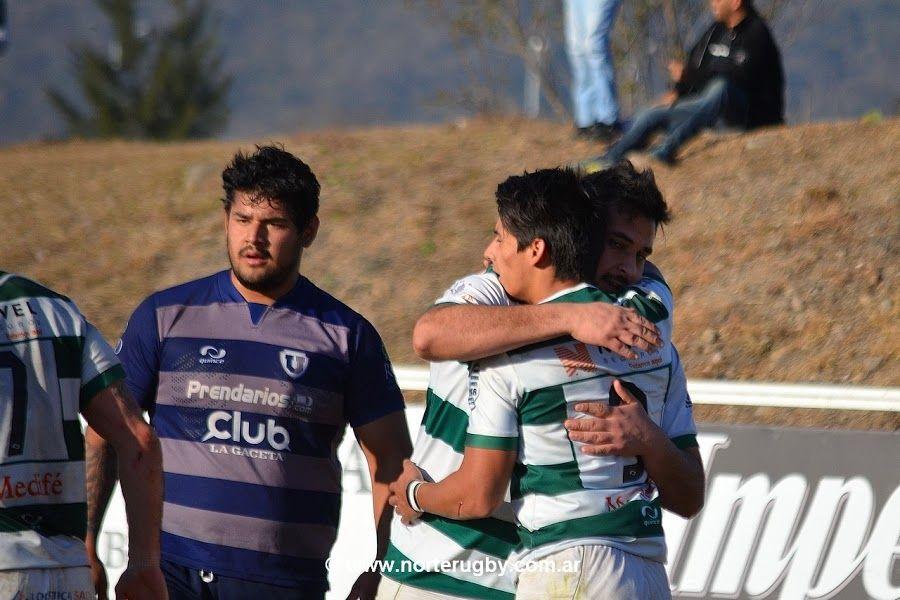 Universitario de Salta ganó 26 a 25 y entró al Súper 10.
