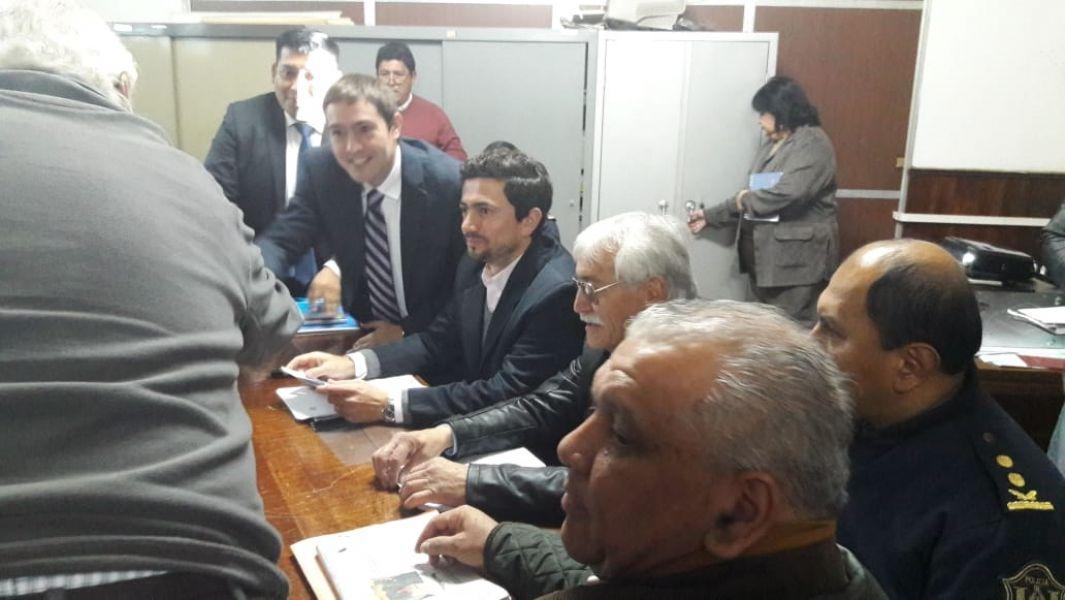 El director de la Agencia de Seguridad Vial de la provincia, Diego Figallo, fue convocado a la Cámara de Diputados.