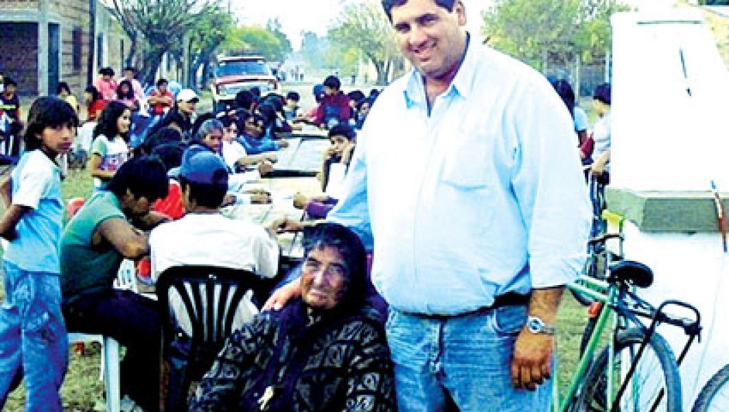 El ex concejal Luis Arturo Cifre. Tenía 357 kilos de cocaína disimulados en carbón.