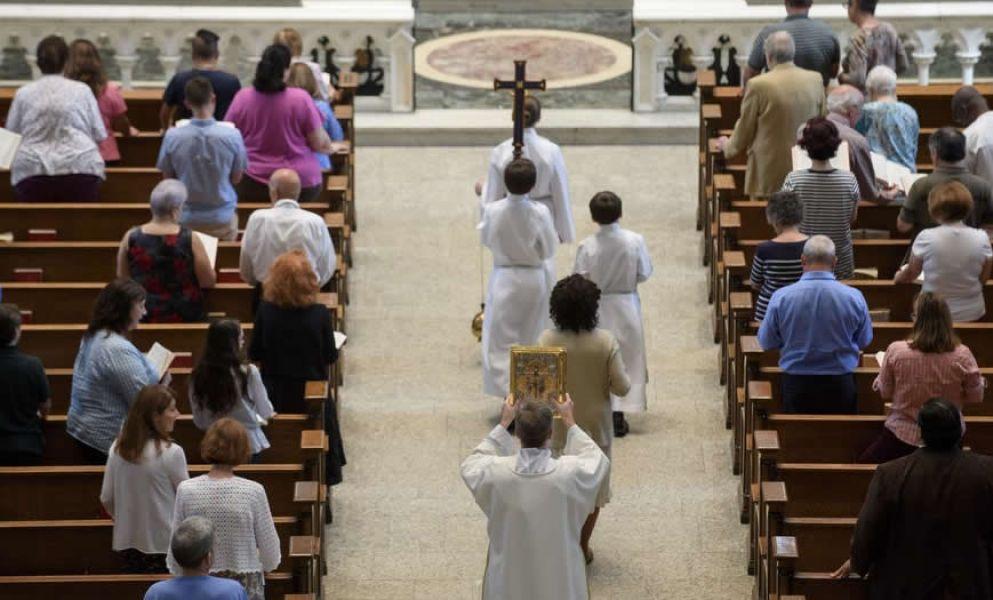 La justicia citó a declarar a todas las diócesis de la Iglesia Católica de Nueva York