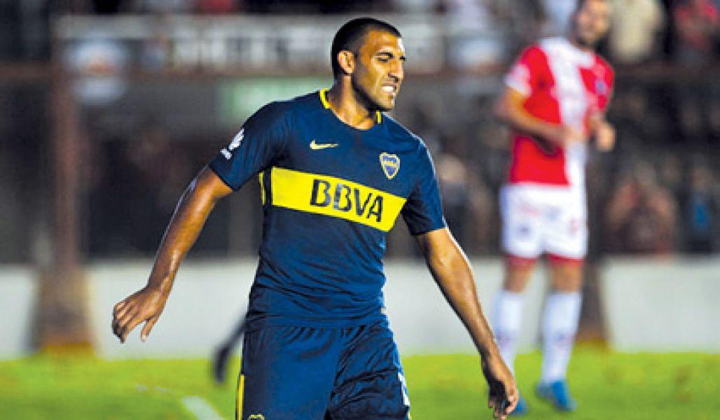 El delantero xeneize tampoco podrá jugar la Superliga Argentina.