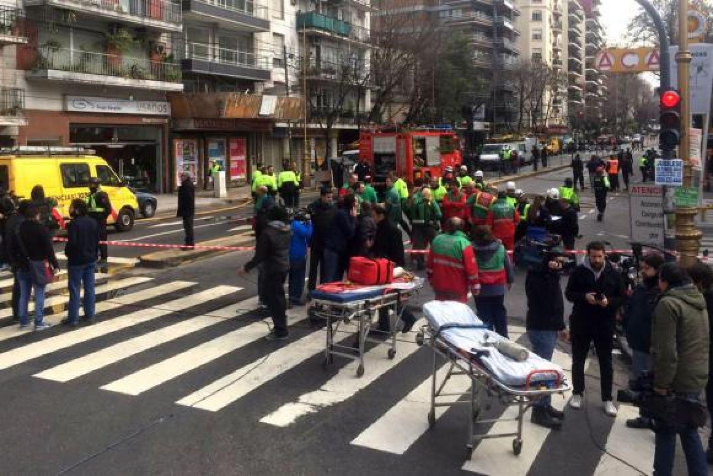 Un operario murió por una fuga de gas