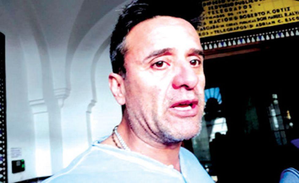 Iván Cabezas denunció a Reynoso como la persona que le había armado una causa por lavado de activos.