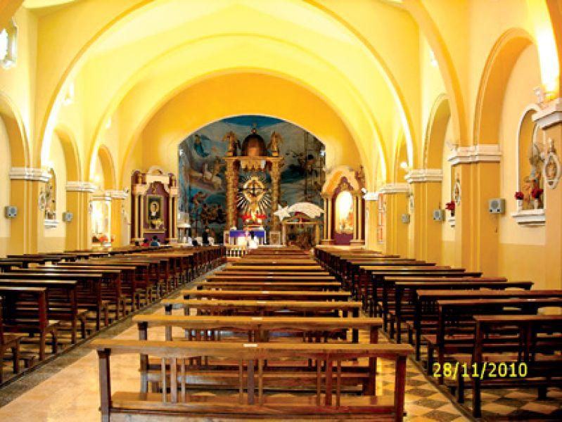 Autorizaron una inspección ocular a la Parroquia de Rosario de Lerma.