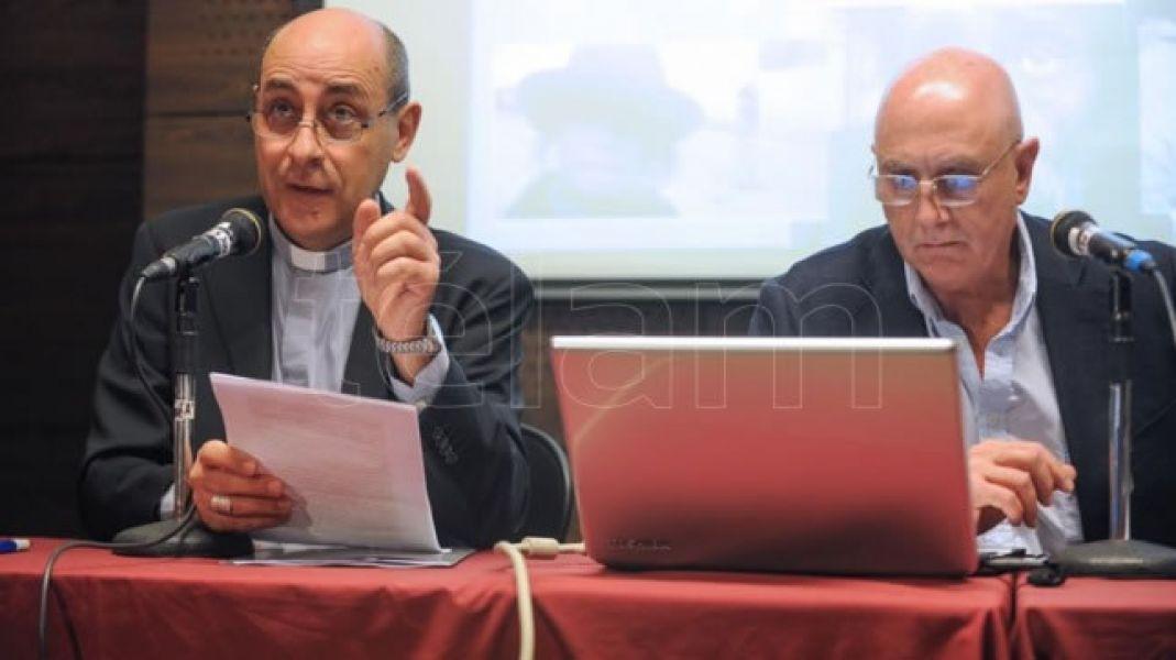 MonseñorVíctor Manuel Fernández, rector de laUCA dice que los empleos plenos que se perdieron fueron los de menor calificación.
