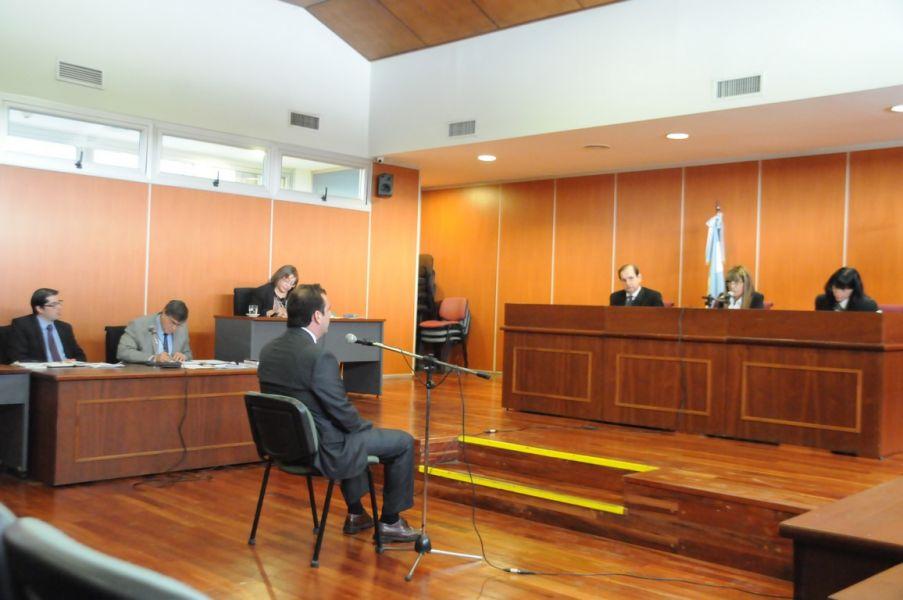 Pericias del CIF complican al abogado Terrón Villagrán