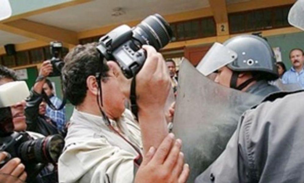 Son permanentes los inconvenientes que tienen para trabajar los periodistas en la Provincia.