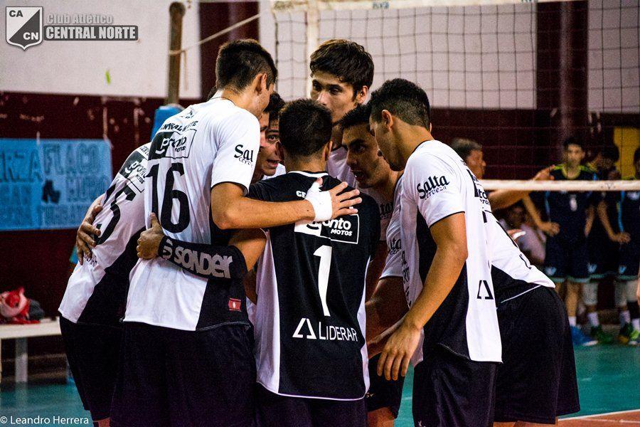 El equipo salteño cosechó su primera victoria en la Liga A2. Foto: CN oficial.