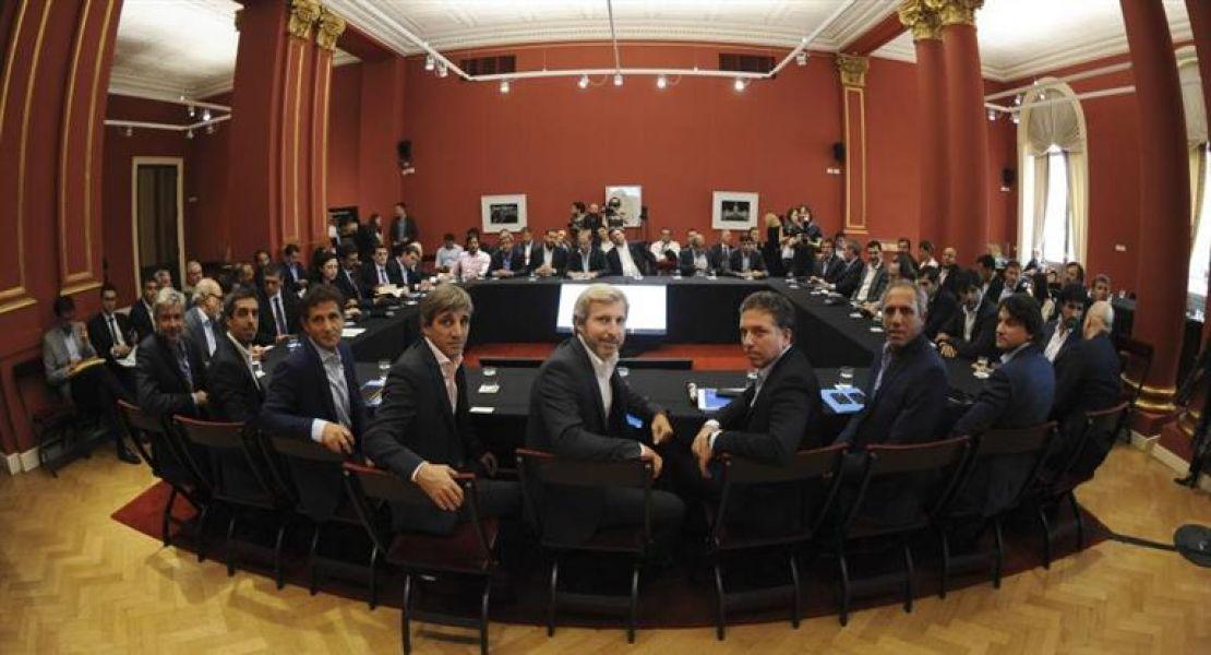 El tema fue tratado en la reunión que se mantuvo ayer en el Ministerio del Interior.