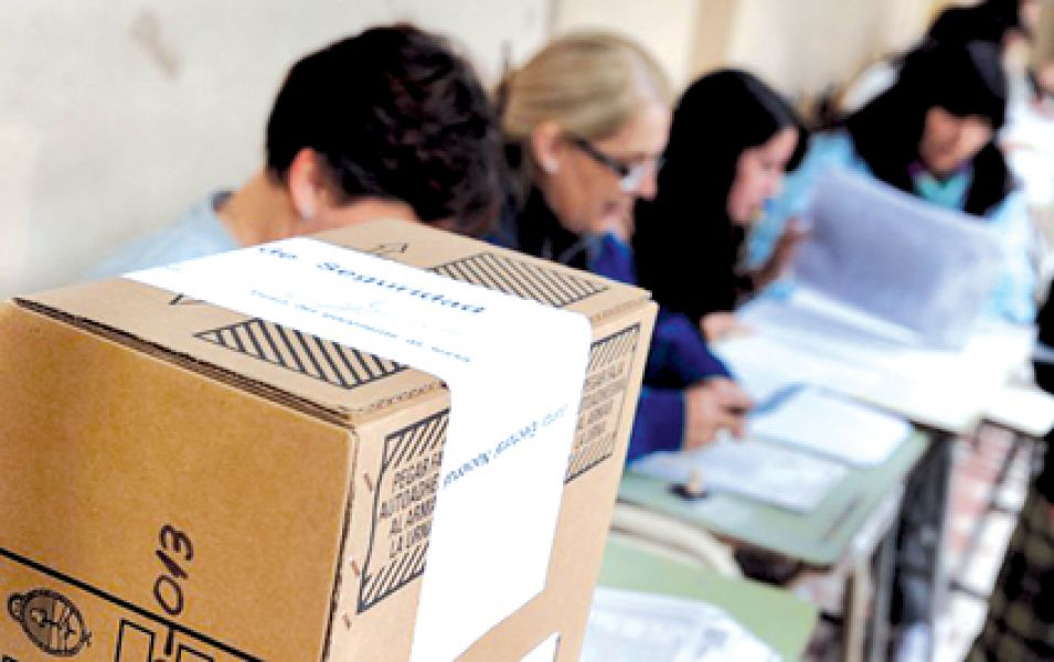 Las PASO nacionales serán el 13 de agosto y las elecciones generales el 22 de octubre.