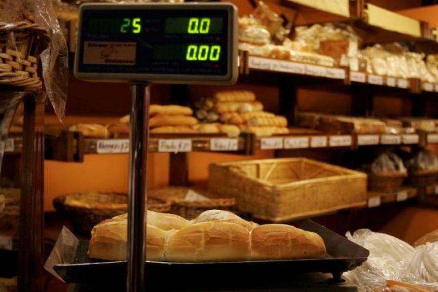 El aumentará el precio del kilo de pan será mucho menor que el 15% que se dio en Buenos Aires en febrero.