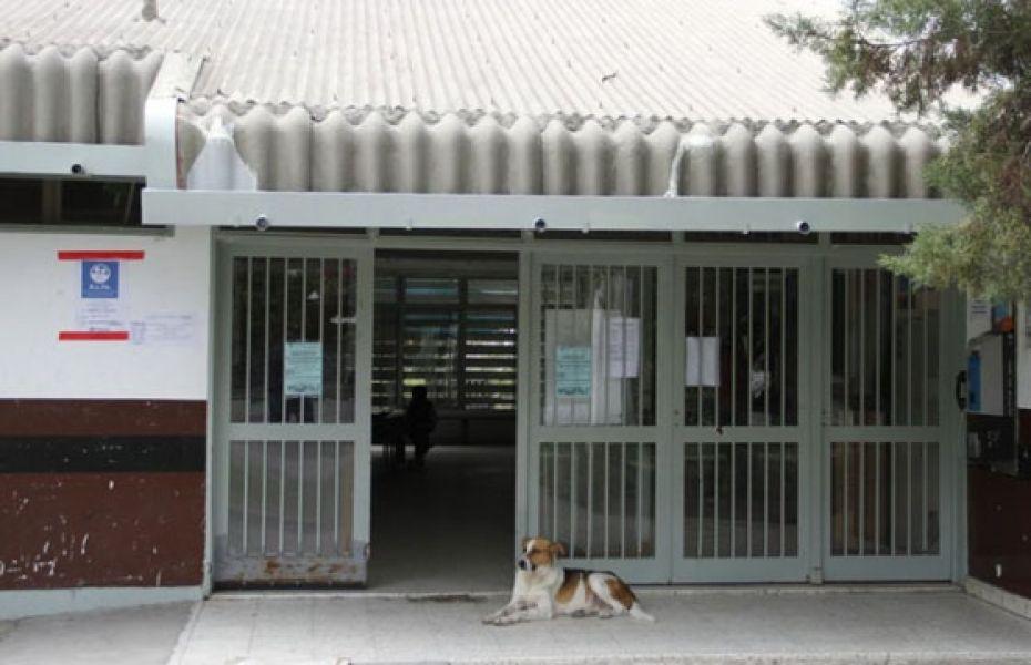 El centro de salud de barrio Castañares, una de los salas a refaccionar a partir de la firma de los contratos con empresas.