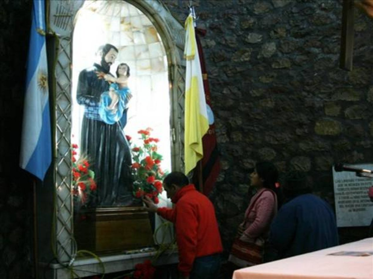 Fieles celebran hoy a San Cayetano