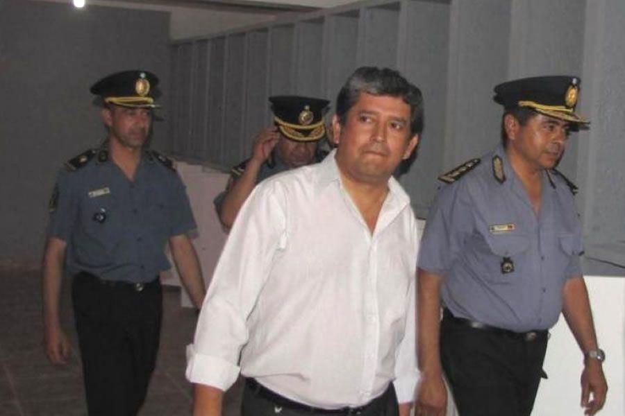 Osvaldo Darío García, ex intendente de Coronel Moldes