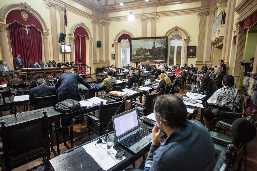 Sobre Tablas se aprobó la Declaración que se elevará al Poder Ejecutivo Provincial.