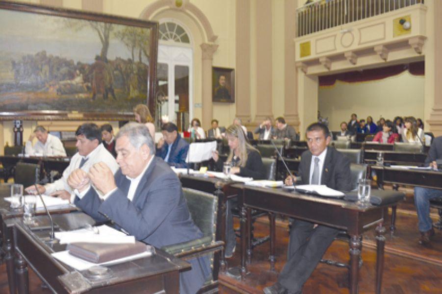 En la sesión del Senado de ayer la ley fue respaldada en forma unánime, ni siquiera hubo objeciones desde el PO.