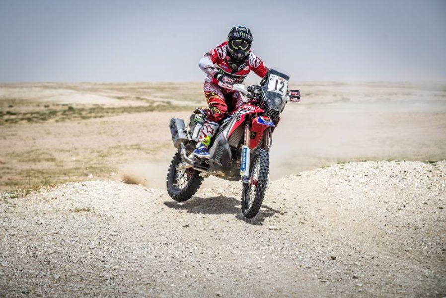 Kevin Benavídes terminó 5º en Qatar y es la primera carrera que completa desde su regreso tras el accidente